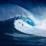 Big-wave-surfing