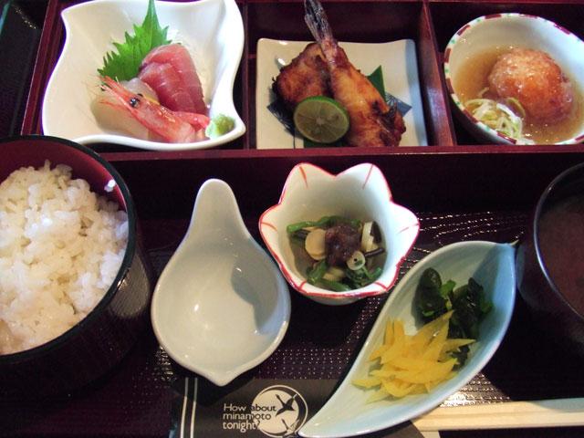 minamoto Oden dining