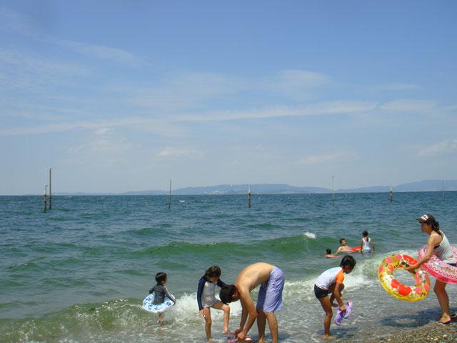 白谷海水浴場